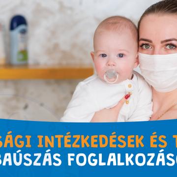 Biztonsági előírások és teendők a babaúszás foglalkozásokon