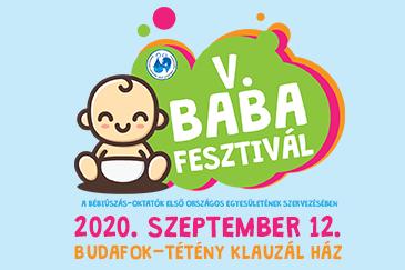 V.Budafok-tétényi Babafesztivál szeptember 12-én
